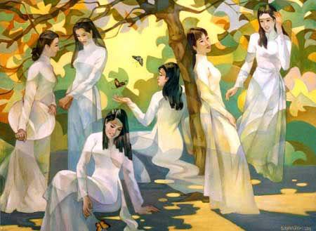 Nghĩ về nét đẹp của phụ nữ Việt Nam xưa và nay